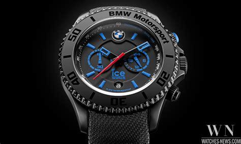 Bmw Motorrad Watch by Ice Watch Bmw Motorsport Watches News