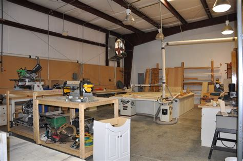 Carpenter Workshop   PHC Restoration Lillington, NC