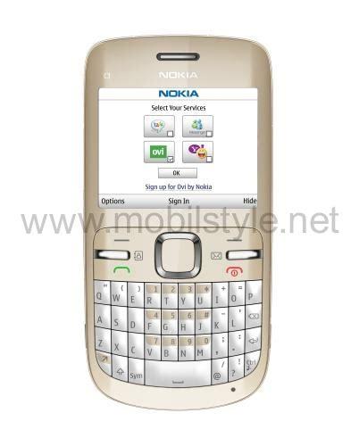 Nokia C3 00 Gsmnokia C3 Gsm nokia c3 white gold mobilstyle net магазин за мобилни