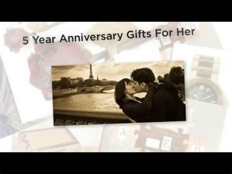 gift ideas for a 5 year 17 best images about 5th wedding anniversary gift ideas