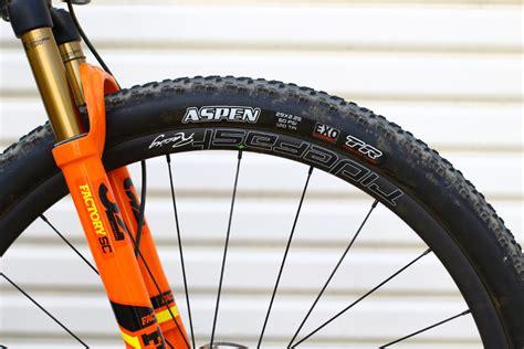Aspen Reviews Mba by Ride Maxxis Aspen 29x2 25 Tires Mountain Bike