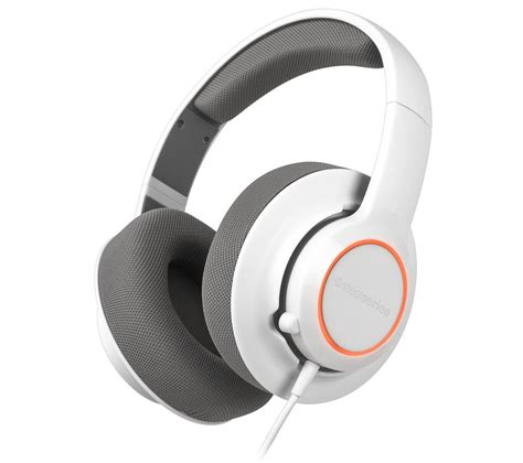 Headset Steelseries steelseries siberia prism headset white deals pc world