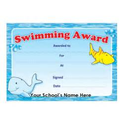 swimming certificates templates 17 best images about reward charts stickers on