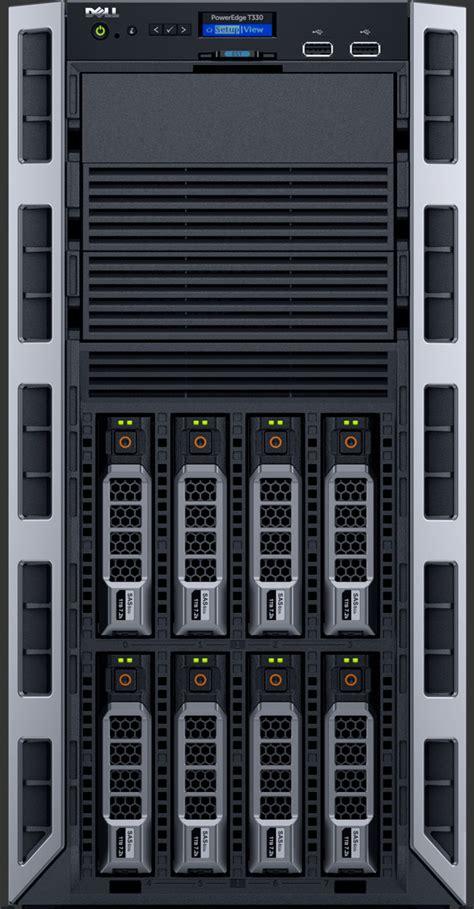 Server Dell Poweredge T330 dell server rack poweredge t330