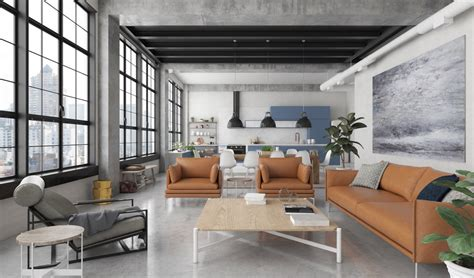 industrial look living room industrial style living room design the essential guide