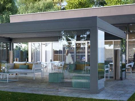 verande bar chiusure esterne per bar e ristoranti con vetrate