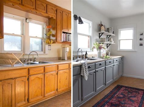 oak kitchen cabinet makeover gorgeous kitchen refresh for less than 2k and in a