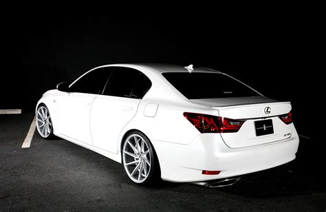 lexus gs350 f sport custom exclusive motoring miami autos post