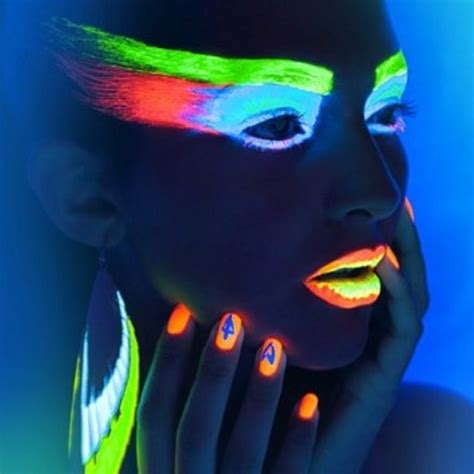 neon paint india 17 best images about neon glow in the makeup on