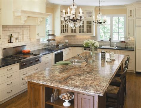 laminate kitchen backsplash the correct way to select attractive laminate countertops that look like granite decohoms