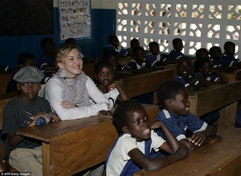 Adopt An Orphan Just Like Madonna by Of Madonna S Malawian Are Happy