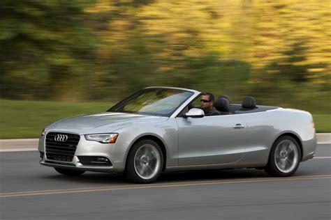 Audi A5 Convertible 2014 2014 audi a5 convertible picture 511602 car review