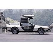 DeLorean DMC 12  Supercars