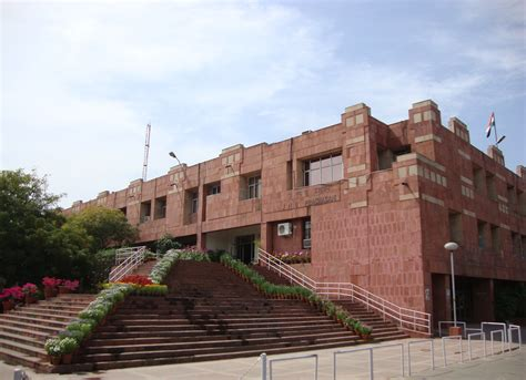 Jawaharlal Nehru Distance Mba by Jnu To Get Annual Visitor S Award For The Quot Best Quot