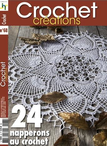 creations crochet    les edition de saxe books