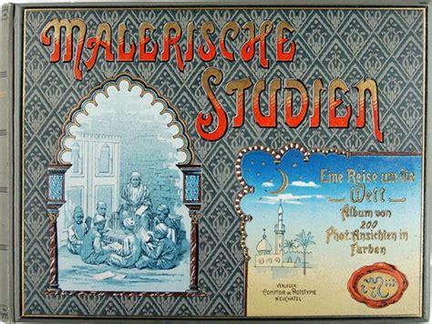 malerisch studien eine reise um photobibliothek ch photob 252 cher 1891 1900