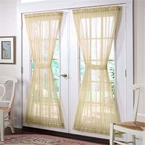 french patio door curtains 16 best patio door curtains images on pinterest