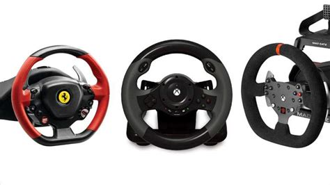 Best Steering Wheel For Xbox 360 Forza Horizon Top 3 Best Xbox One Steering Wheels For Forza 6
