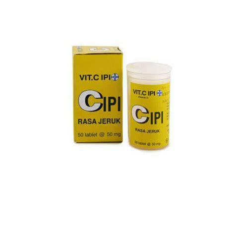 Vitamin E Dari Ipi Jual Vitamin C Ipi Mejiku Shop