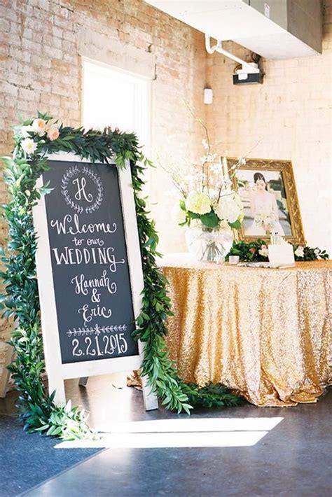 top  wedding decor trends   brides wedding