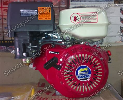 Mesin Potong Rumput Merk China jual mesin bensin multifungsi starke gx420 15hp sinar