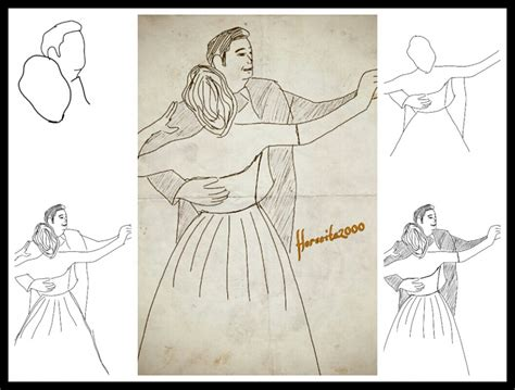 Sketches Beginners by Pencil Sketches For Beginners Step By Step Drawing