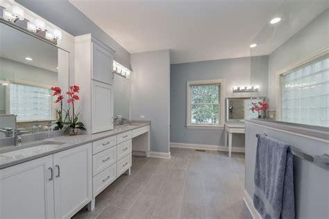 Naperville House Bathroom julie jon s master bathroom remodel pictures home