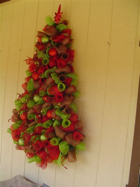 1000 ideas about mesh christmas tree on pinterest xmas