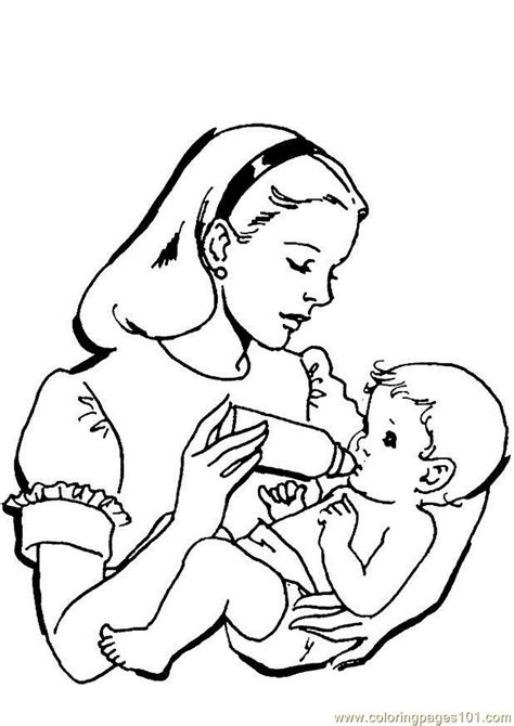coloring pages new baby new baby coloring pages coloring home