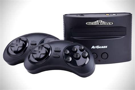 megadrive console sega retro mega drive console hiconsumption