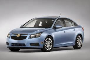Chevrolet Cruize 2011 Chevy Cruze Eco Officially Gets 42 Mpg On The Highway
