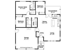 floor plans house ranch house plans kenton 10 587 associated designs
