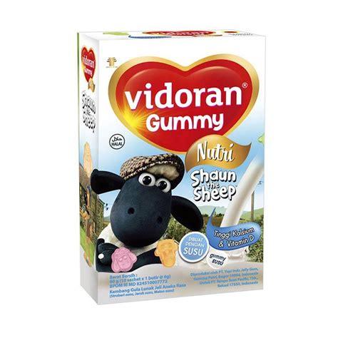 Milk Calcium Kalsium jual vidoran gummy milk calcium prosehat