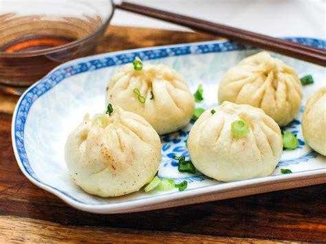chinese pork dumplings