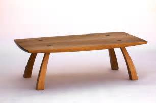 table rustic wood this coffee table design features wedged through mortised joinery