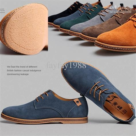 Sepatu Casual Wanita Loafers Suede E063 wholesale shoes buy plus size summer okko mens casual shoes suede leather breathable