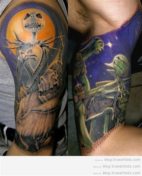 tattoo inspiration magazine 59 best images about nightmare before christmas on pinterest