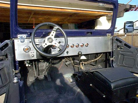 Jeep Yj Dash Dash Jeep