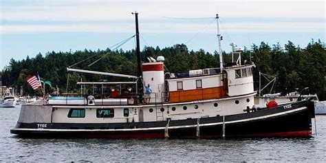 live aboard tug boats for sale 1000 images about live aboard boats tugs on pinterest