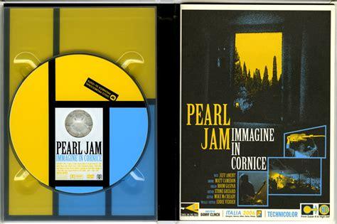 immagine in cornice pearl jam pearl jam immagine in cornice 5 dvd book style