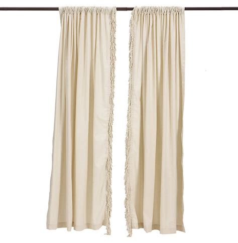 ballard design curtains bullion fringe panel traditional curtains by ballard designs
