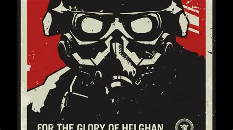 helghast propaganda killzone 2 scolar killzone com unlockable 1 propaganda poster youtube