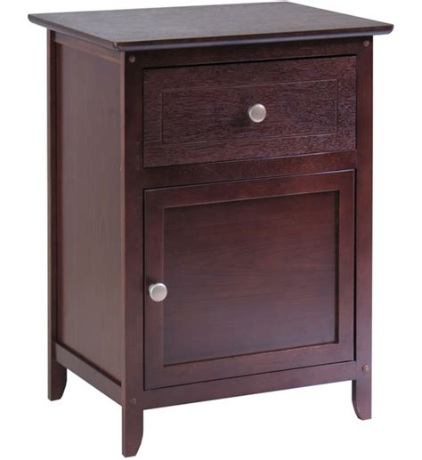 One Drawer Stand One Drawer Stand In Nightstands