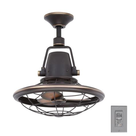 home depot small ceiling fans home decorators collection bentley ii 18 in indoor