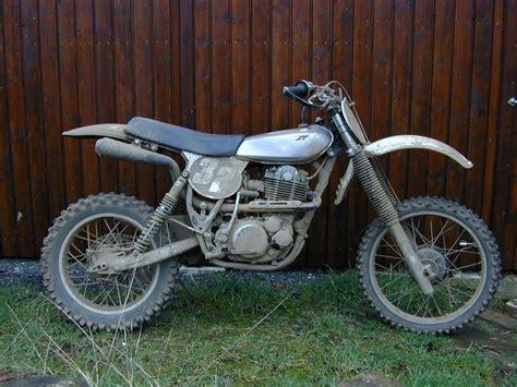 Cross Motorrad Xt 600 by Yamaha Tt Xt 500 Xt500 Motocross Yamaha Tt Xt Sr 500