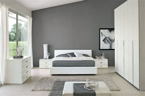 grey black and white bedroom 2017 grasscloth wallpaper
