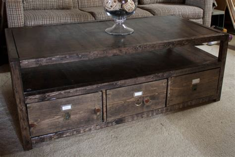 Plans For Building A Coffee Table White Rhyan Coffee Table Diy Projects