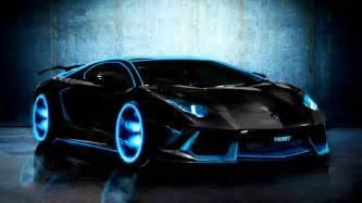 Lamborghini Neon Lamborghini Aventador Blue Neon Wallpaper 1280x720 14990