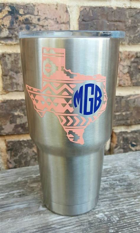 pattern yeti cup 75 best decals images on pinterest yeti decals car