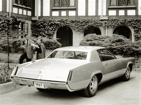 the history of the 1967 cadillac eldorado how it was pinterest the world s catalog of ideas